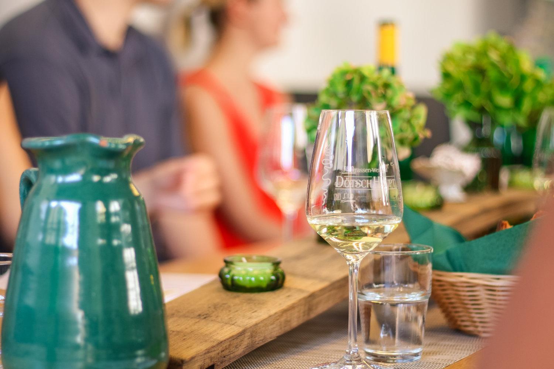 Weinprobe im Weingut für 10 Personen