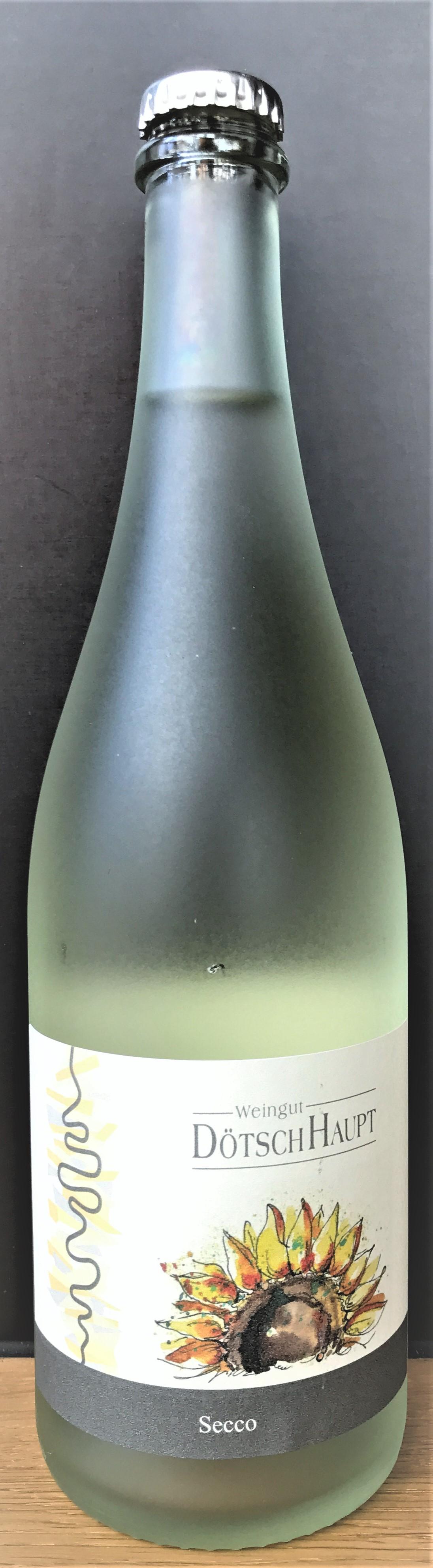 2020 SECCO Pinot Blanc